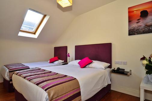 溫馨之家酒店 - 都柏林 - 都柏林 - 臥室