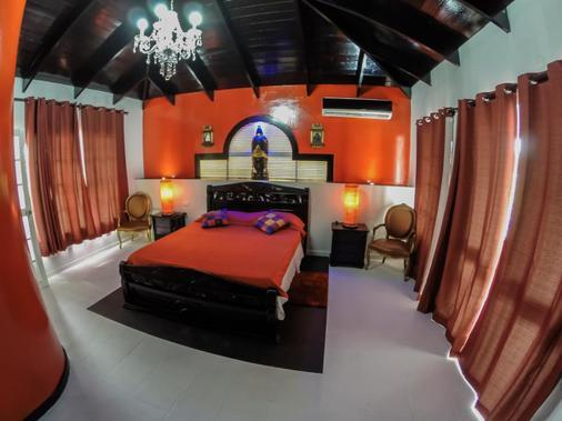 Hotel Buddha Villa - San Andrés - Makuuhuone