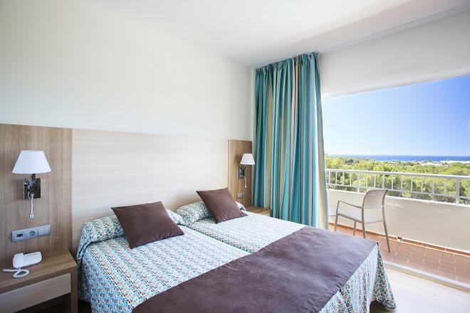愛瑞索怡維薩酒店 - 式 - 聖歐拉利亞德爾里奧 - 伊維薩鎮 - 臥室
