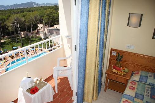 Invisa Hotel Ereso - Thị trấn Ibiza - Ban công