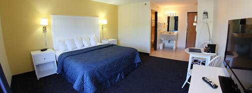 Breakers Resort & Beach Bar - Saint Ignace - Bedroom