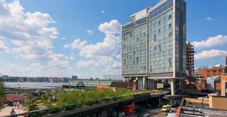 The Standard High Line - Nowy Jork - Budynek