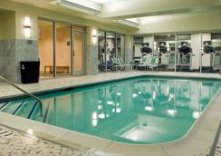 Courtyard by Marriott Seattle Downtown/Pioneer Square - Seattle - Pool