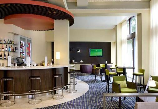 Courtyard by Marriott Seattle Downtown/Pioneer Square - Σιάτλ - Bar