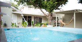Hostal Tortugas B&B - 卡塔赫納 - 游泳池