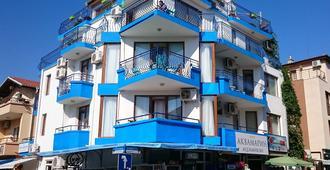Hotel Aquamarine - Sozopol - Bygning