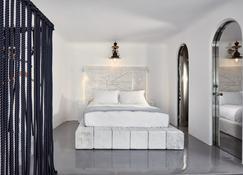 Homeric Poems - Firostefani - Bedroom