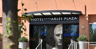 阿爾勒廣場酒店 - 阿爾勒 - 阿爾勒 - 建築
