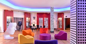阿爾勒廣場酒店 - 阿爾勒 - 阿爾勒 - 大廳