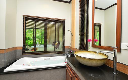 Naiharn Garden Resort Vil - Rawai - Bathroom