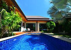 Naiharn Garden Resort Vil - Rawai - Pool