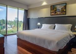 스위스 레나나 마운트 호텔 - 나이로비 - 침실