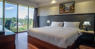 Swiss Lenana Mount Hotel - Nairobi - Habitación