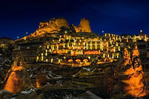 Cappadocia Cave Resort & Spa - Nevşehir - Toà nhà