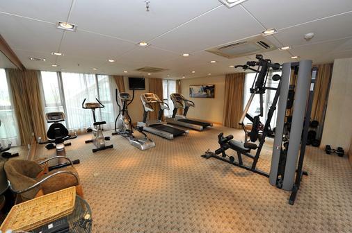 上海隆德豐國際大酒店 - 上海 - 健身房