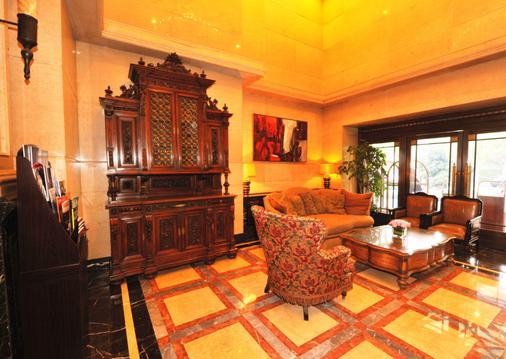上海隆德豐國際大酒店 - 上海 - 客廳