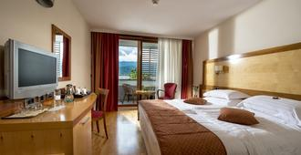 Hotel Lovec - Bled - Makuuhuone