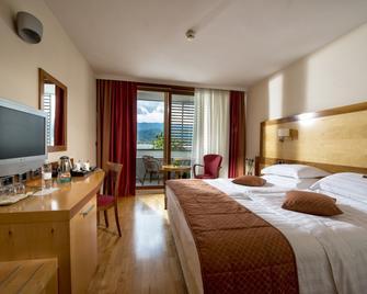 Hotel Lovec - Bled - Schlafzimmer