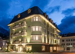 Post Hotel - Tradition & Lifestyle Adults Only - San Candido - Building