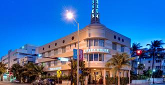 Essex House Hotel - Miami Beach - Edificio
