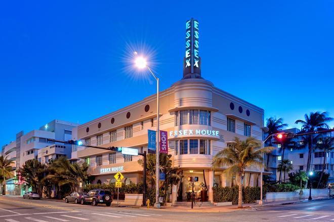 Essex House Hotel - Miami Beach - Building
