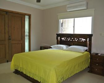 Hostal Santa Cecilia - Riohacha - Bedroom