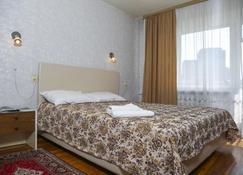 فندق دنيبروبيتروفسك - دنيبروبيتروفسك - غرفة نوم