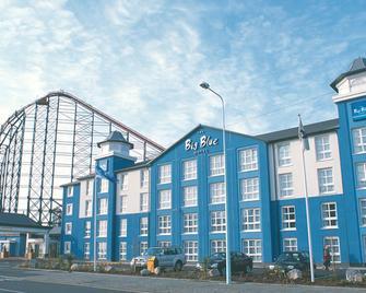 Big Blue Hotel - Blackpool - Gebouw