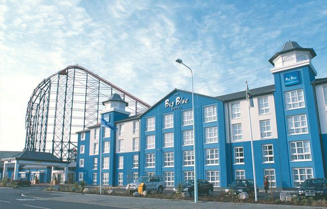 Big Blue Hotel 110 108 Blackpool Hotel Deals