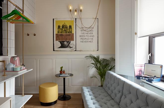 Max Brown Hotel Ku'Damm - Berlin - Living room