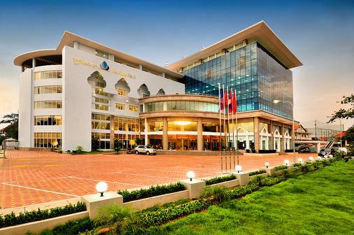 Vientiane Plaza Hotel - Βιεντιάν - Κτίριο