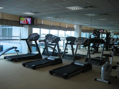 Vientiane Plaza Hotel - Βιεντιάν - Γυμναστήριο