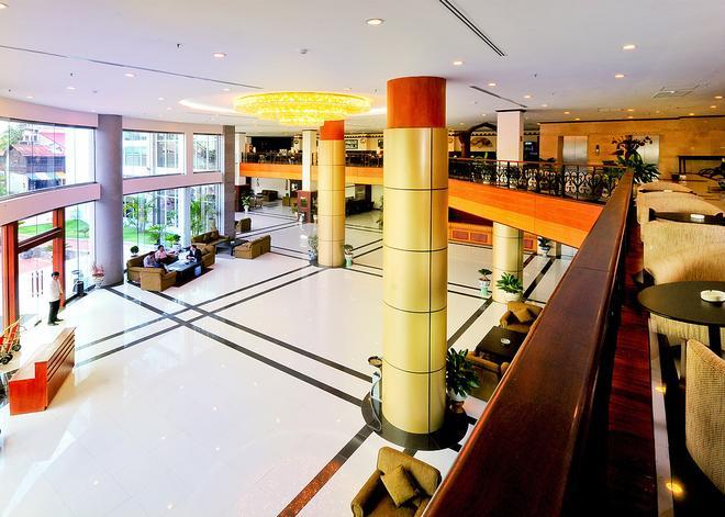 Vientiane Plaza Hotel - Vientiane - Recepción
