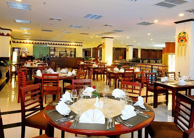 Vientiane Plaza Hotel - Vientiane - Restaurante