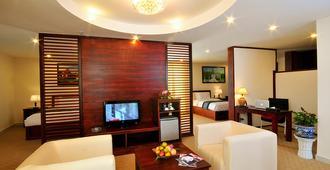 Vientiane Plaza Hotel - Vientiane - Living room
