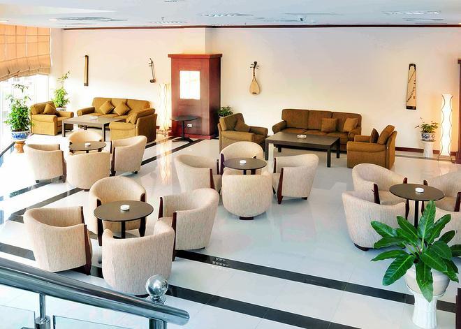 Vientiane Plaza Hotel - Vientiane - Sala de estar