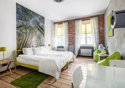 Arthotel Stalowa 52 - Warsaw - Bedroom