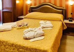 Hotel Forte - Rome - Bedroom