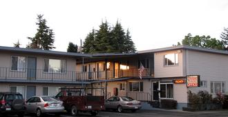 Riviera Inn Motel - Port Angeles - Edificio