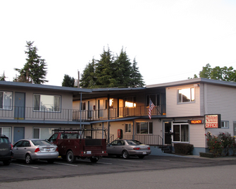 Riviera Inn Motel - Port Angeles - Gebouw