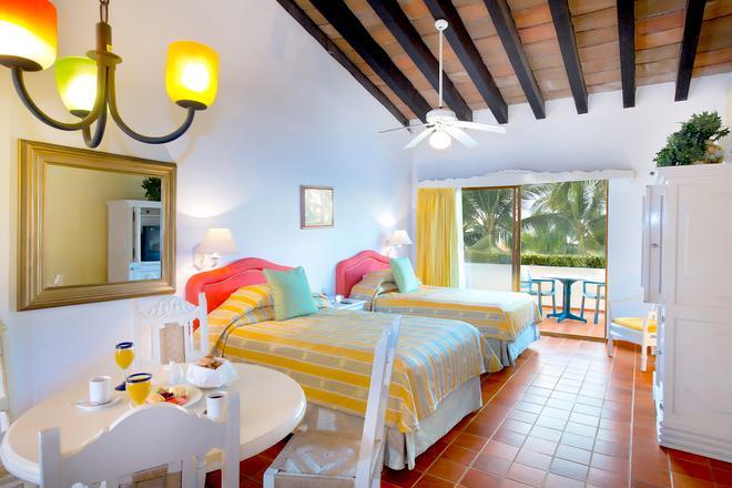 Villa del Mar Beach Resort & Spa Puerto Vallarta - Puerto Vallarta - Makuuhuone
