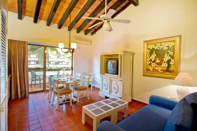 Villa del Mar Beach Resort & Spa Puerto Vallarta - Puerto Vallarta - Ruokailuhuone
