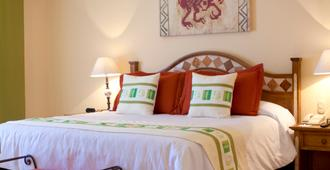 Villa Del Palmar Flamingos Beach Resort and Spa - Nuevo Vallarta - Schlafzimmer