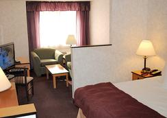 Crystal Inn Hotel & Suites - Salt Lake City - Salt Lake City - Makuuhuone