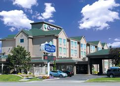 Crystal Inn Hotel & Suites - Salt Lake City - Salt Lake City - Bangunan