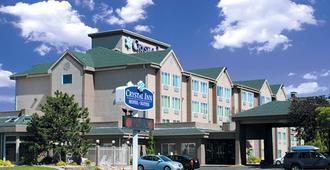 Crystal Inn Hotel & Suites - Salt Lake City - Salt Lake City - Rakennus