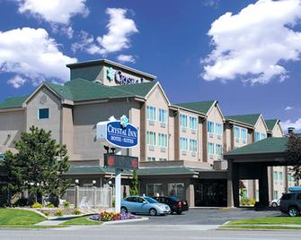 Crystal Inn Hotel & Suites - Salt Lake City - Солт-Лейк-Сити - Здание