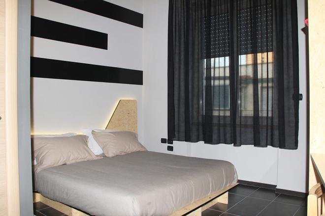 Factory Design B&B - Naples - Bedroom