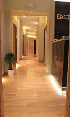 Factory Design B&B - Naples - Hallway