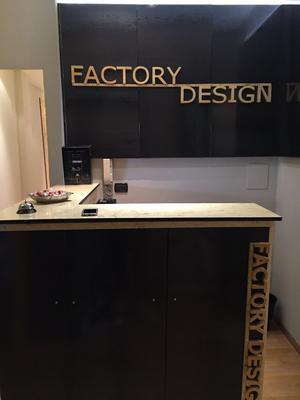 Factory Design B&B - Naples - Front desk